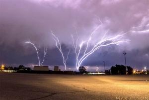 immagine news usa-fulmini-terra-nube-uno-spettacolo-incredibile