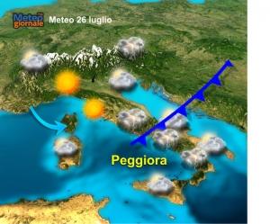 immagine news meteo-settimana-italia-caldo-temporali-refrigerio