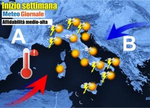 immagine news meteo-italia-estate-caldo-temporali-peggiora
