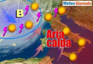 immagine news meteo-con-temporali-niente-afa