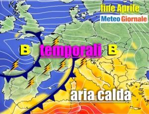 immagine news meteo-caldo-improvviso-temporali