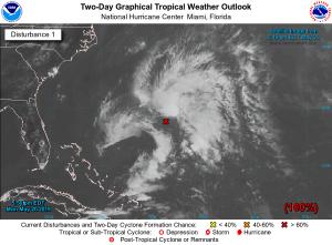 immagine news prima-tempesta-tropicale-sul-mar-dei-caraibi