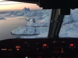 immagine news groenlandia-video-con-atterraggio-con-meteo-glaciale