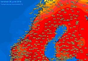 immagine news meteo-artico-pazzo-svezia-record-temperatura-circolo-polare
