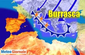 immagine news meteo-pronta-una-raffica-di-temporali-e-venti-freddi-di-bora