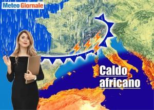 immagine news meteo nord italia tante piogge soprattutto al nord ovest