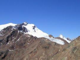 seconda immagine articolo un escursione a cima nera una over 3000 di fronte al cevedale
