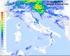Piogge previste per oggi: possibilità di piovaschi anche al Sud