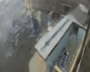 Esclusive immagini video dentro il tornado avvenuto ad Arenzano