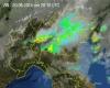 Lombardia, piogge tropicali. Esonda il Seveso a Milano