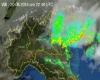 Notte di temporali tra Veneto e Friuli: cielo illuminato a giorno, grandine, nubifragi, picchi da oltre 100 mm