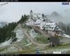 Paesaggi innevati, sulle Alpi quasi inverno: fiocchi fin sui 1500 metri