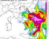 Treno temporalesco corre a sud: fenomeni anche violenti, ecco dove