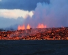 Vulcano Bardarbunga, allerta rossa: immagini show dall'alto