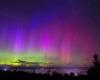USA, spettacolo insolito nel New England: naso all'insù per l'aurora boreale