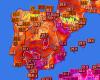 """Tre giorni di """"fuoco"""" nella Spagna mediterranea"""