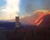 California tra caldo canicolare, siccità e incendi