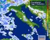 Instabilità crescente: ecco dove avremo piogge e temporali in giornata
