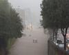 """Forte episodio """"Cevenol"""" nel sud della Francia, oltre 200 mm di pioggia, fiumi in piena e inondazioni"""
