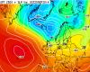 Cambio di pattern: via l'alta pressione dal Nord Europa, arrivano i cicloni artici e atlantici
