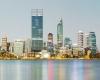 Record di caldo a Perth, Australia