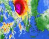 Sistema convettivo a mesoscala in Croazia: 100 mm di pioggia a Zara