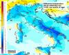 Martedì la giornata più fresca: temperature in forte diminuzione