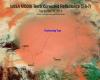 """Nubifragio di Firenze: ecco lo """"spaventoso"""" temporale visto dal satellite"""