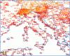 Temperature massime in Italia: Catania sfiora i 40 gradi