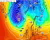 Profondissima depressione d'Islanda, venti tempestosi sull'ovest dell'Isola