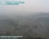 Primi, intensi rovesci di pioggia su Cuneese e Torinese