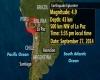 Due terremoti investono il Peru: il primo, devastante, causa 8 morti