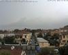 """""""V-Shaped"""" sulla Toscana, il temporale si auto-rigenera"""