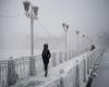 Siberia sotto i -25°C
