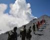 Vulcano Ontake, si teme nuova esplosione: in pericolo 800 soccorritori