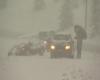Abbondanti nevicate nello Yukon, colpita Whitehorse