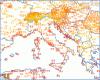 Temperature minime in Italia: ancora miti, 23 gradi nel sud Sardegna