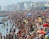 Caldo record e spiagge prese d'assalto: l'anomalo inizio ottobre 2011