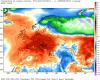 Caldo eccezionale ultimi 7 giorni: anomalie esagerate in quasi tutta Europa