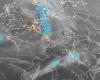 Aria instabile e temporali preannunciano il calo termico sull'Italia