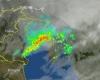 Grandine, temporali, forti venti nel Nord Est italiano