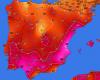 Spagna, il caldo aumenta ancora, ora è record!