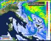 Il maltempo di oggi: obbiettivo adriatiche e confini alpini
