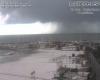 Tempesta in Romagna: vento, grandine e... neve in Appennino!