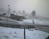 Arriva la neve sul cuore dell'Appennino: fioccate ben sotto i 1500 metri