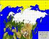 Sempre più freddo in Siberia, nuovo record stagionale e -40 gradi ad un passo