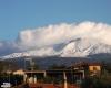 Etna ben imbiancato, panoramica invernale: tanta neve in quota, le immagini