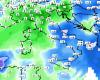 Accentuate differenze termiche tra nord e sud Italia ma... al contrario!