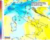 Imminente calo termico al Nord: più fresco per venti da est
