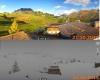 Super nevicate in Austria e tanta pioggia a fondo valle